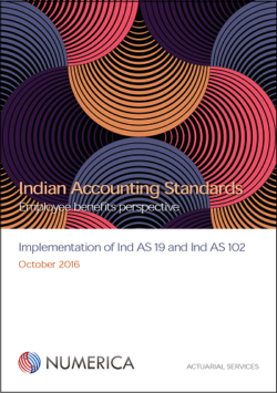 Indian Accounting Standards Employee Benefits Perspective