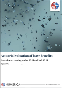 actuarial valuation of leave benefits